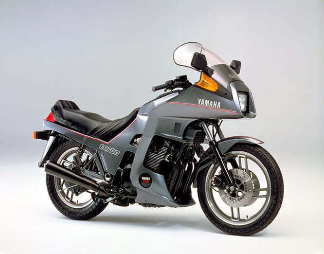 Air-cooled, transverse four-cylinder was aging even before the XJ650T was introduced