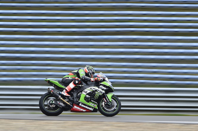 Sykes took his 31st career pole in Assen