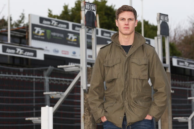 Manx GP winner Billy Redmayne dies after Scarborough crash