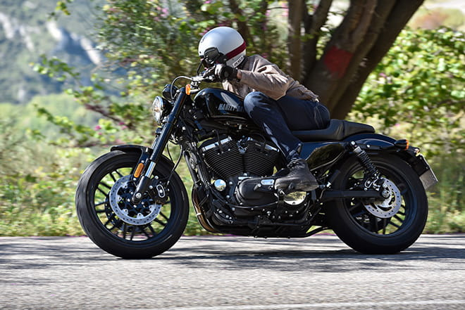 Harley-Davidson Roadster: First test and review