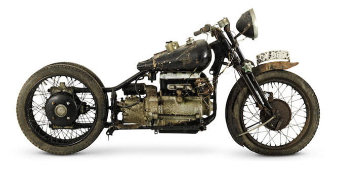 Brough Superior BS4
