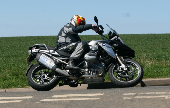 BMW R1200RT - still Britain's best selling bike