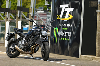The Wildcard: Yamaha's MT-07