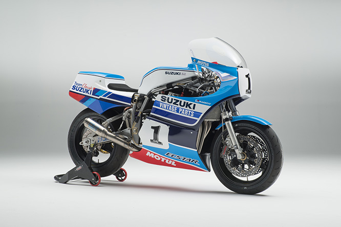 Suzuki XR69 is set to light up Coventry this weekend