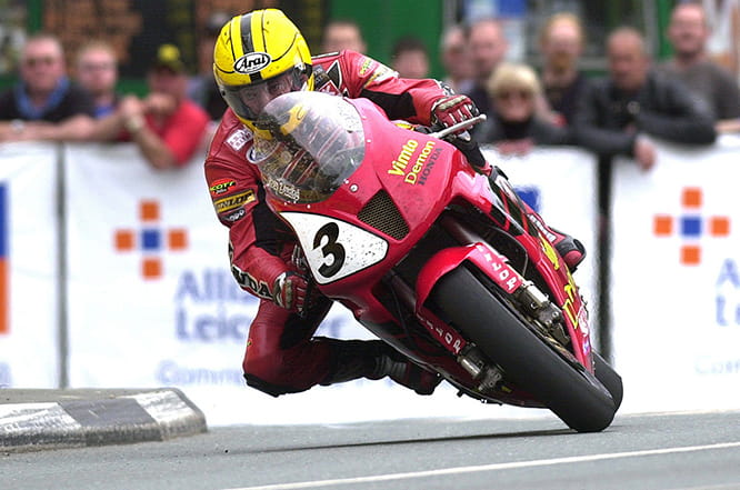 At the age of 48, Joey Dunlop won his first race in 12 years. It was also his last.