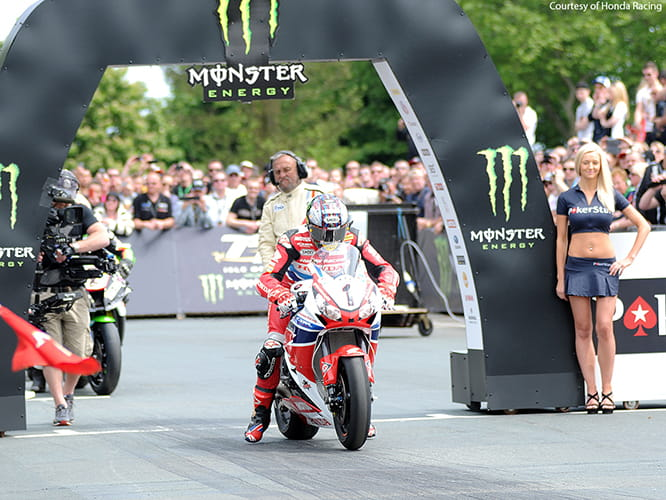 His first win came in 1999, his 23rd in 2015. John McGuinness is just 3 behind J Dunlop.