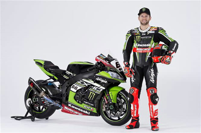 2013 WSB Champ Tom Sykes will ride his 2016 ZX-10R race bike