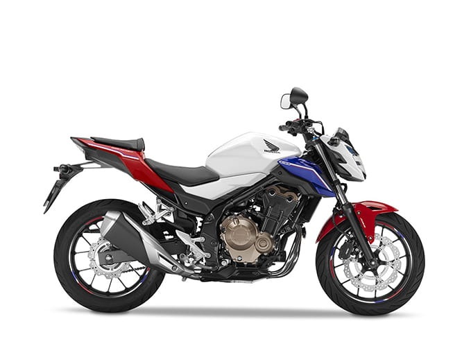 Top 10 A2 Licence Bikes 2016