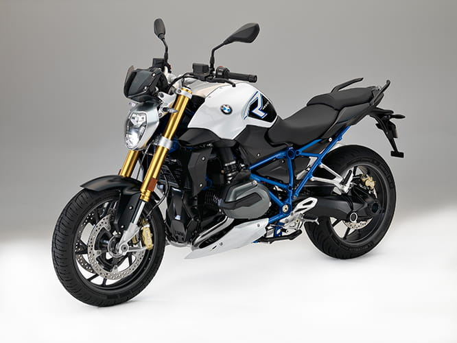 2017 BMW R 1200 RS