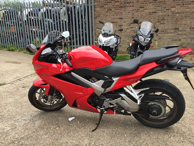 The VFR has been around for 30 years, most latterly updated in 2014