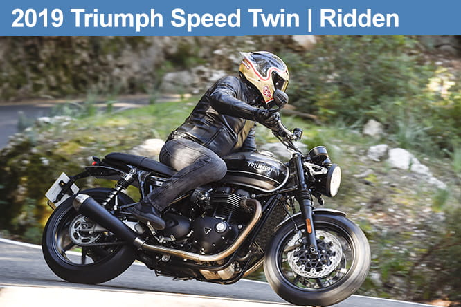 Triumph Speed Twin (2019) review