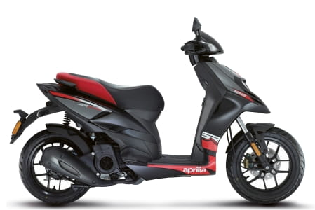 Aprilia SR Motard; this is the 125 version