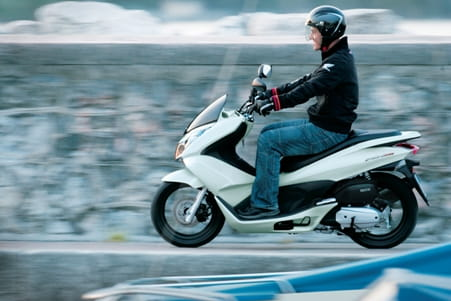 Honda PCX - one of the best sellers