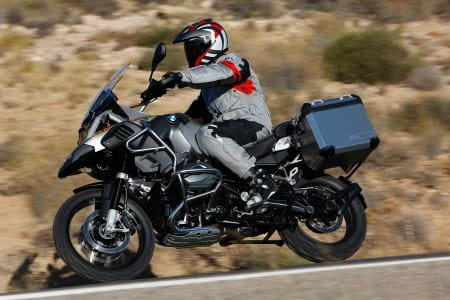 BMW's R1200 GS is the leading adventure bike