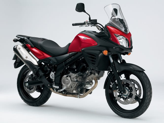 Great tourer with a lively motor - Suzuki's VStrom 650