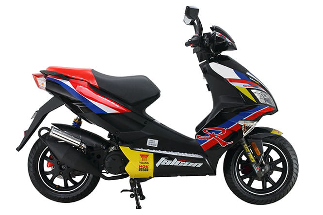 Can I Ride A Moped On A Car Licence