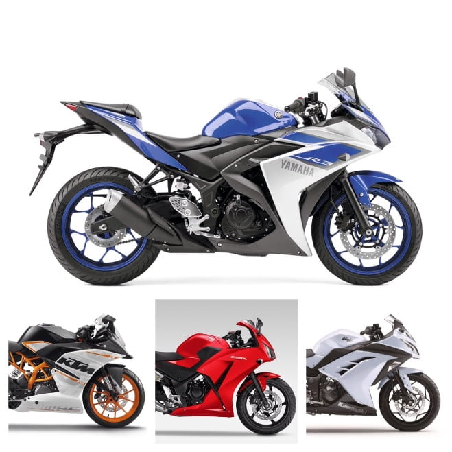 The top four 300cc options