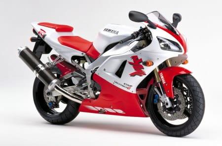 History Of The Yamaha YZF R1