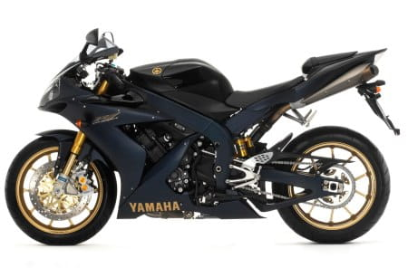 The Limited Edition Specced Up R1 SP From 2006