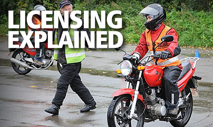 What Motorcycle Can I Ride Licensing