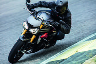 Speed Triple S and R due for 2016, we'll be riding them soon