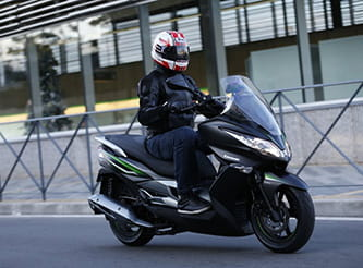 New for 2016, Kawasaki J125