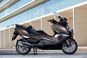 BMW's C650GT sits alongside the C650 Sport as updates for 2016