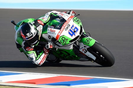 Redding could get a factory bike
