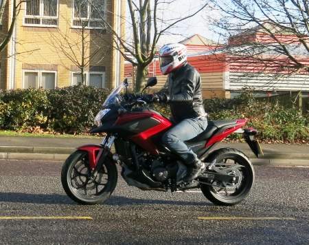 Bike Social ride Honda's 2014 NC750X