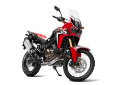 Africa Twin ready for 2016