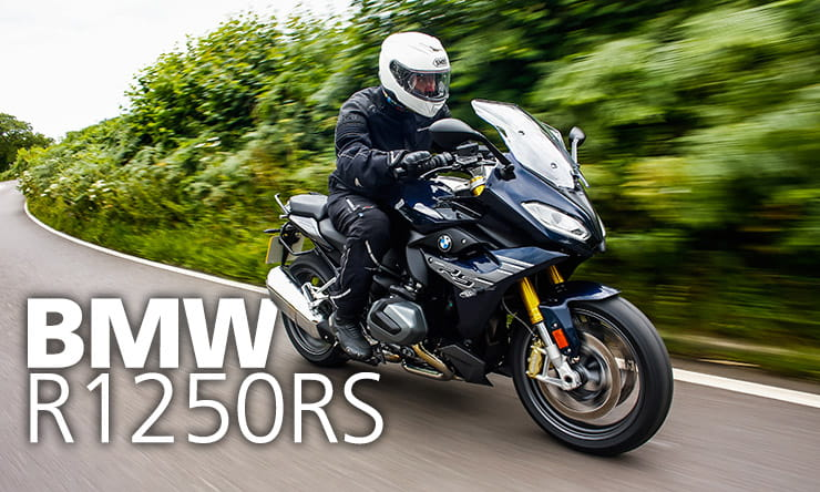 Bmw R1250rs 2019 Review First Ride Price And Specs