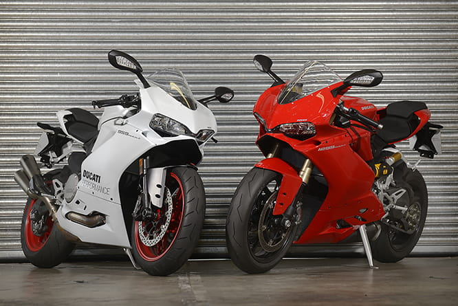 Ducati 959 Panigale Vs Ducati 1299 Panigale 2016 Does