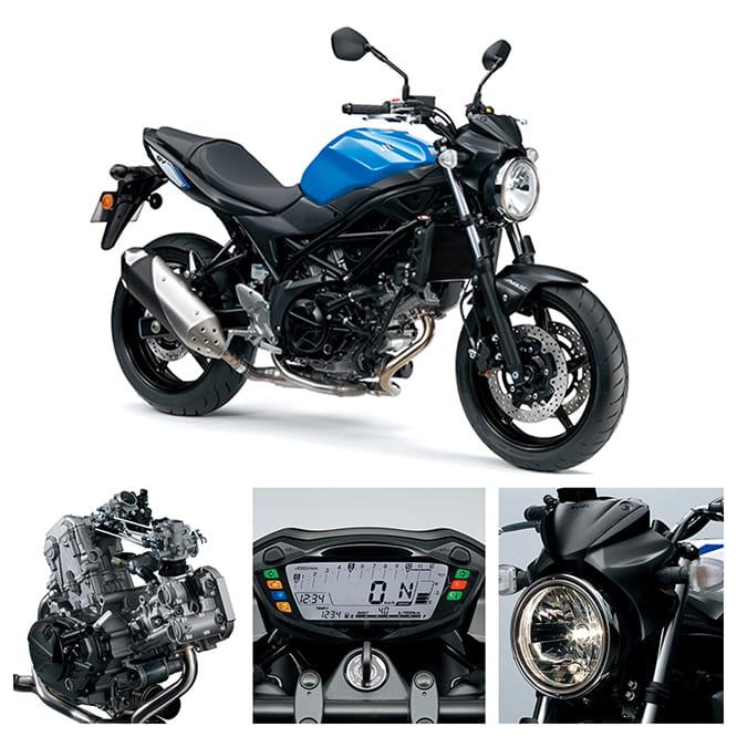 Suzuki SV650 2016 First Full Ride Review