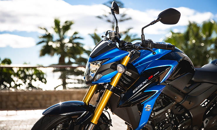 Suzuki GSX-S750 (2017) - first ride and review