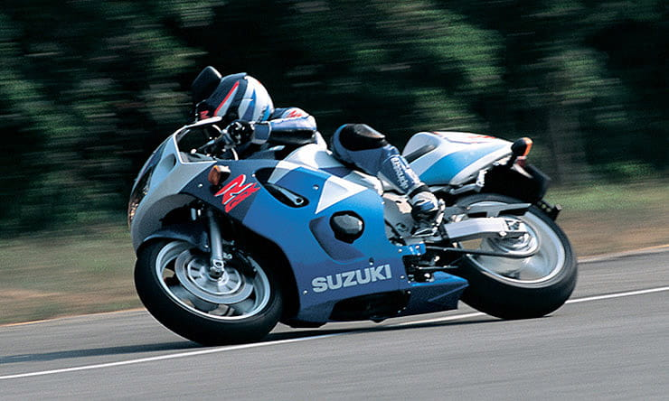 Suzuki Gsx R600 Srad Review 1997 2000 Buying Guide
